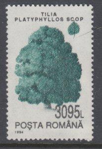 Romania 3922 Tree MNH VF