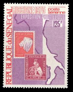 Senegal 1975 Scott #C139 Mint Never Hinged
