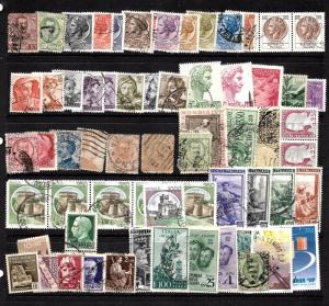 ITALY  1880s-1970s  SMALL COLLECTION VARIOUS SETS & SINGLES  M&U