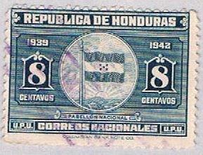 Honduras Flag 8c (AP120502)