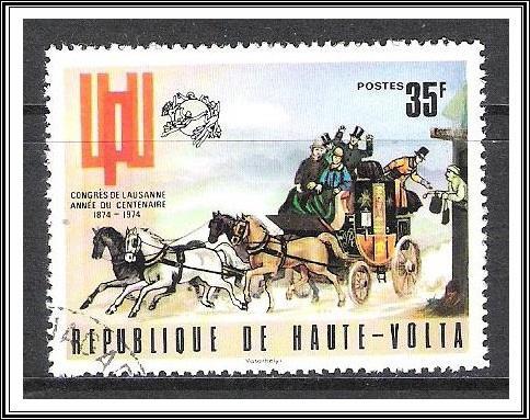 Upper Volta #332 UPU Issue CTO
