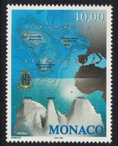 Monaco Grimaldi Seamounts SG#2392 MI#2433
