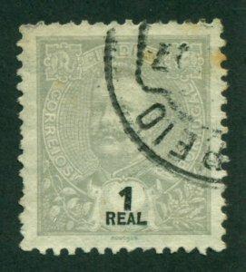 Portuguese India 1902 #197 U SCV (2018) = $0.25