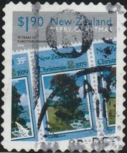 New Zealand, #2338 Used, From 2010