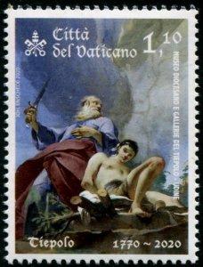 2020 Vatican City Giambattista Tiepolo - Painter (Scott NA) MNH