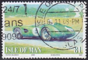 Isle Of Man 2008 SG1438 Used