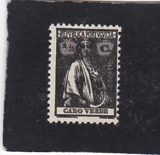 Cape Verde #145 unused