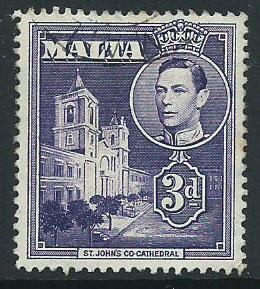 Malta SG 223 Used