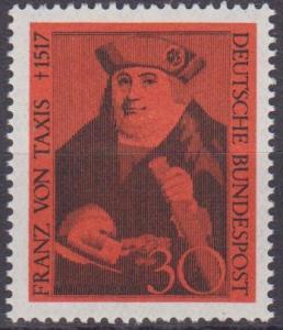 Germany #971 MNH F-VF (ST1137)