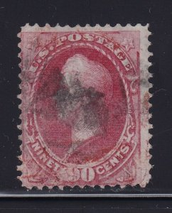 144 used PSE cert neat cancel with nice color cv $ 2250 ! see pic !