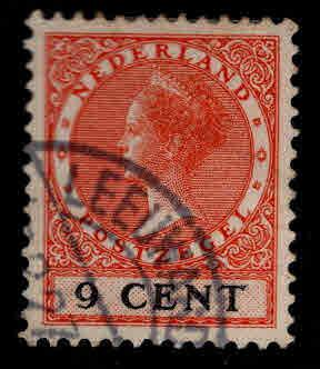 Netherlands Scott 150 Used