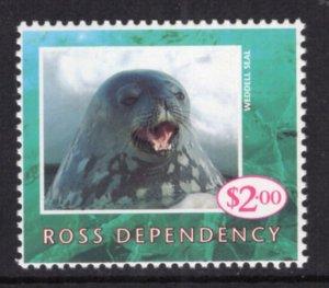 Ross Dependency L29 Seal MNH VF