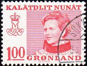 Greenland #91 Used