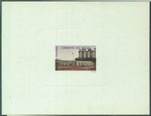 88805 - TOGO - 2  DELUXE Souvenir Sheets PROOF - 1988 ARCHITECTURE Windmills