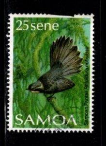 Samoa - #728 Samoan Fantail - Used