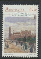 Australia SG 1271  Used  -Local Government