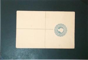 Mauritius 8c Registered Letter Evelope Unused - Z3382