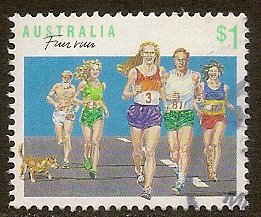 Australia Scott # 1118 used. Free Shipping for All Additional Items.