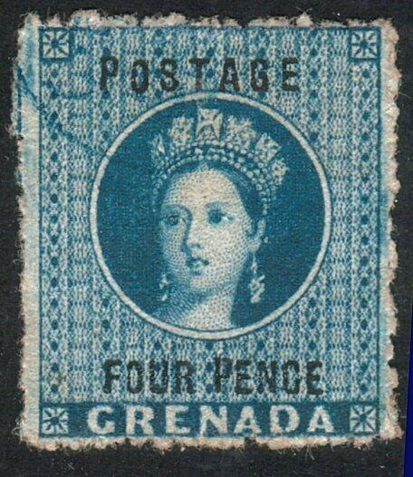 GRENADA 1881 4d SG23 fine used.............................................52336