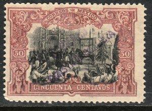 MEXICO-Monterrey 431VAR TII 50¢ GOB. REV PROV OVPT CONSTIT.. UNUSED VF (1207)