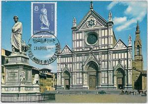 MAXIMUM CARD  - ARGENTINA : ARCHITECTURE 1928