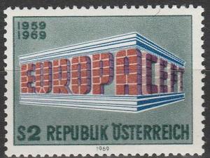 Austria #837  MNH  (S4568)