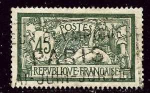 France 122 Used 1906 issue    (ap6267)