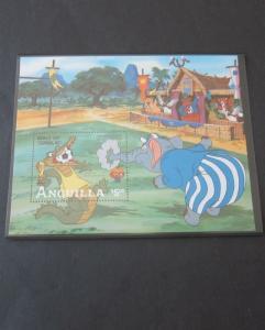Anguilla 1982 Disney Sc 501 MNH