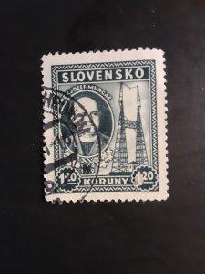 ^Slovakia #39                Used