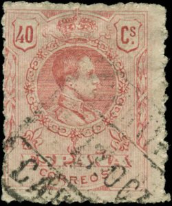 Spain Scott #313 Used