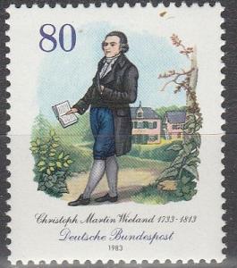 Germany #1401  MNH (S8927)