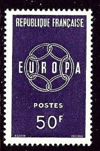 France 930 MNH 1959 Europa    (ap5949)