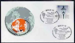 Postmark - West Berlin 1980 illustrated commem cover for ...