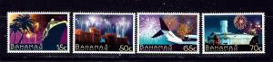 Bahamas 1308-11 MNH 2010 Christmas