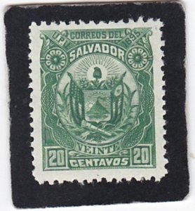 Salvador,  #   124    unused