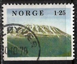 Norway ~ Scott # 730 ~ Used