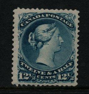 Canada #28 Very Fine Mint Full Original Gum Hinged **With Certificate**