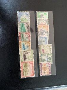Rhodesia & Nyasaland 158-71 LH