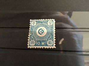 Korea Empire 1885 no gum  Stamp R23017