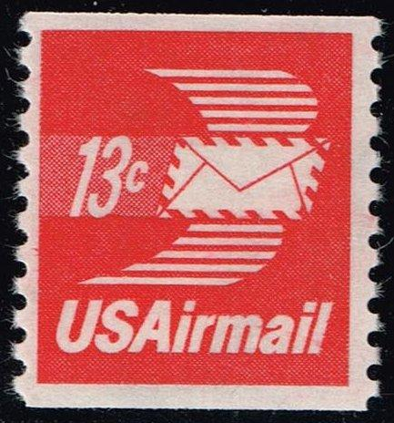 US #C83 Winged Envelope; MNH (0.30)