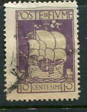 Fiume #173 Used (Box1)