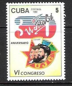 CUBA 3405 MNH C56