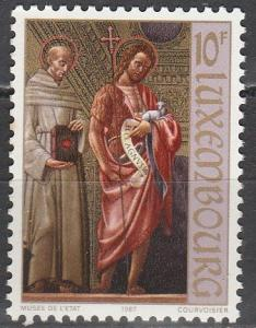 Luxembourg #773 MNH  (S1828)