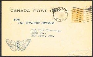 Canada Unitrade Postal Card UX29e