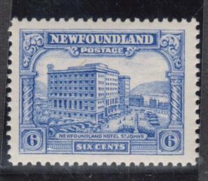 Newfoundland #177 XF/NH