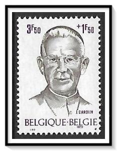 Belgium #B865 Semi-Postal MNH