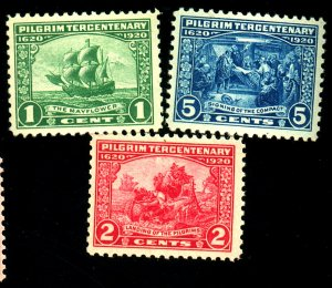 548-50 MINT VF OG NH Cat $98