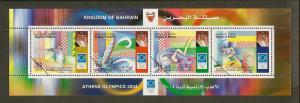 Bahrain    Scott 604   Olympics     CTO
