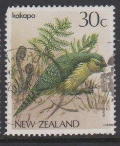 New Zealand Sc#766 Used