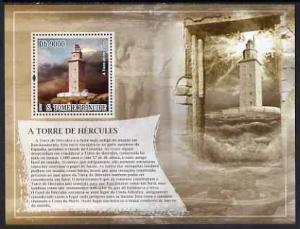 St Thomas & Prince Islands 2007 Lighthouse Gates of H...